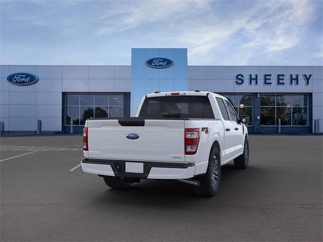 2021 Ford F-150 SuperCrew Cab 4x4, Pickup #YA83291 - photo 2