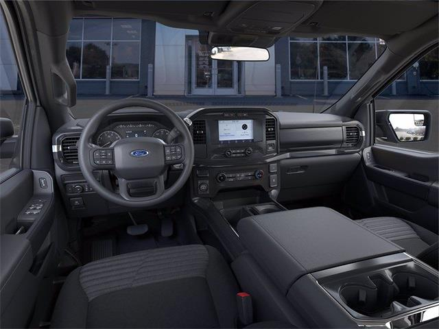 2021 Ford F-150 SuperCrew Cab 4x4, Pickup #YA83291 - photo 9