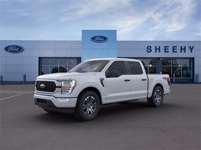 2021 Ford F-150 SuperCrew Cab 4x4, Pickup #YA83291 - photo 4
