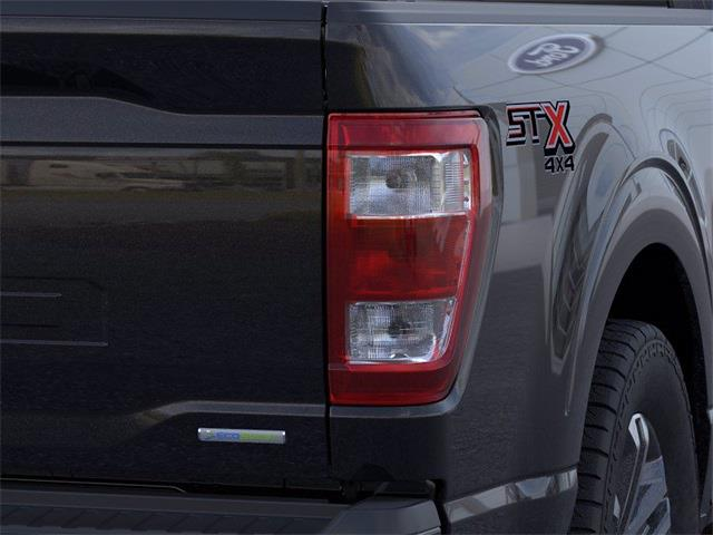 2021 Ford F-150 Super Cab 4x4, Pickup #YA83292 - photo 21