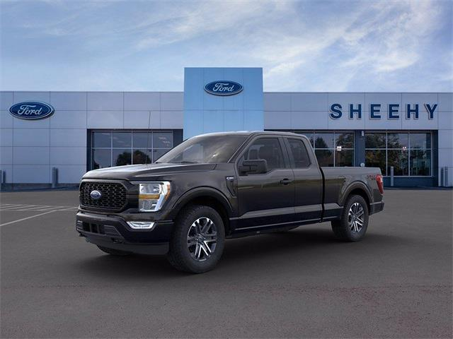 2021 Ford F-150 Super Cab 4x4, Pickup #YA83292 - photo 4