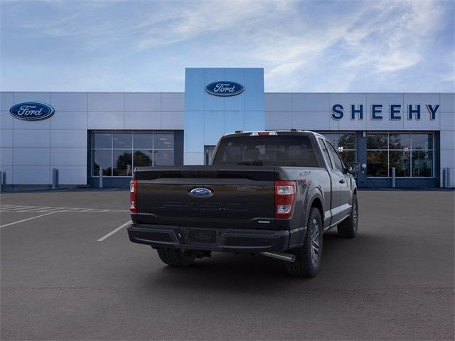 2021 Ford F-150 Super Cab 4x4, Pickup #YA83292 - photo 2