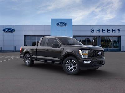 2021 Ford F-150 Super Cab 4x4, Pickup #YA83292 - photo 1