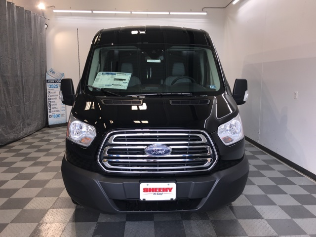 2019 Transit 150 Med Roof 4x2,  Empty Cargo Van #YA84926 - photo 4