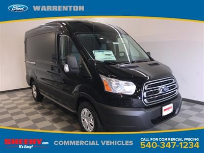 2019 Transit 150 Med Roof 4x2,  Empty Cargo Van #YA84926 - photo 1