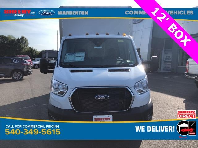 2020 Ford Transit 350 HD DRW 4x2, Dejana DuraCube Box Truck #YA85153 - photo 3