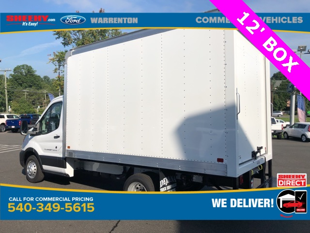 2020 Ford Transit 350 HD DRW RWD, Dejana Box Truck #YA85153 - photo 1