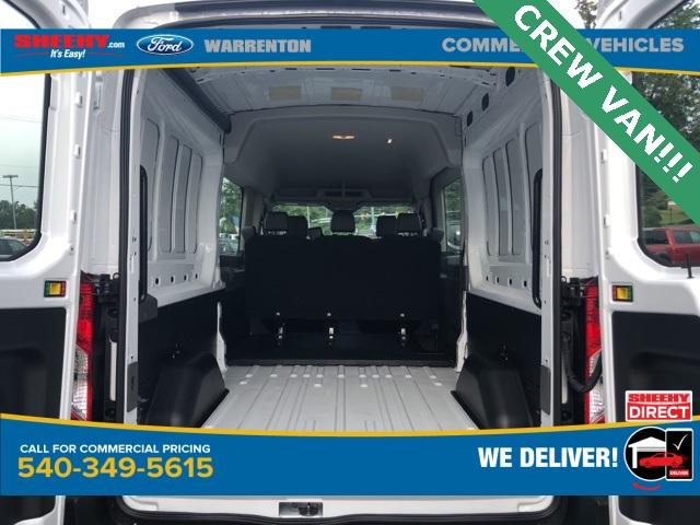 2020 Ford Transit 150 Med Roof RWD, Crew Van #YA91442 - photo 1