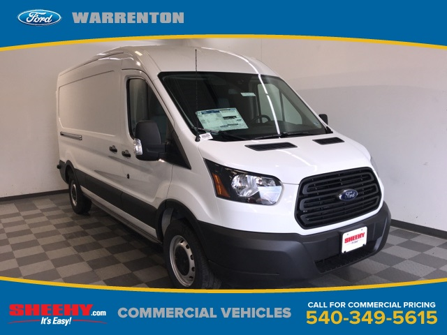 2019 Transit 150 Med Roof 4x2,  Empty Cargo Van #YA91580 - photo 1