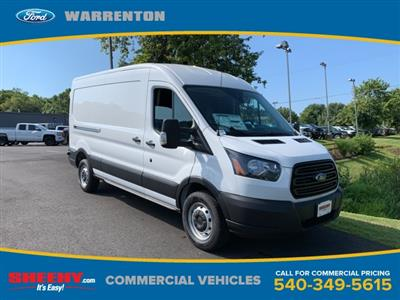 2019 Transit 350 Med Roof 4x2,  Empty Cargo Van #YA91584 - photo 1