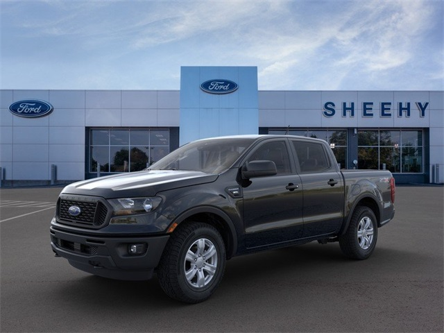 2019 Ranger SuperCrew Cab 4x4, Pickup #YA97122 - photo 1