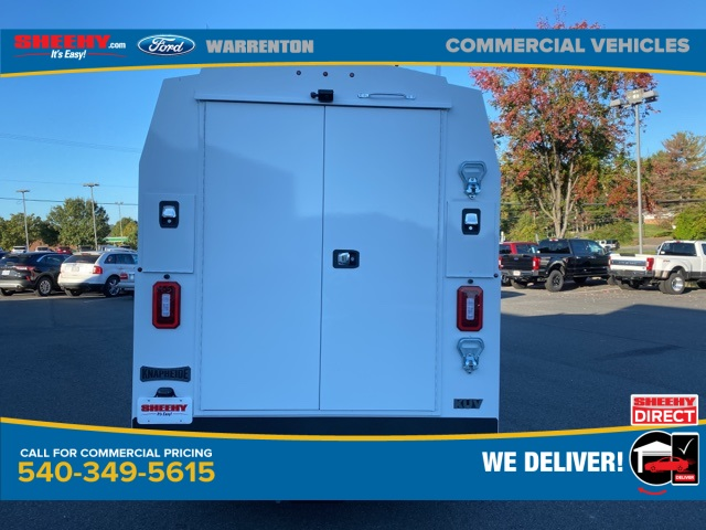 2020 Ford Transit 350 4x2, Knapheide Service Utility Van #YA97253 - photo 1