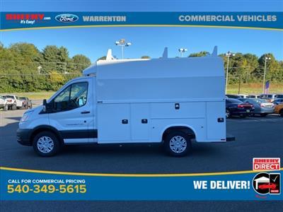 2020 Ford Transit 350 RWD, Knapheide KUV Service Utility Van #YA97253 - photo 10