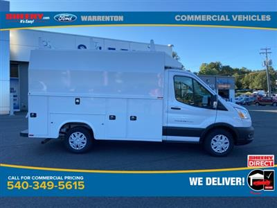 2020 Ford Transit 350 RWD, Knapheide KUV Service Utility Van #YA97253 - photo 4