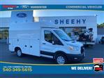 2020 Ford Transit 350 RWD, Knapheide KUV Service Utility Van #YA97253 - photo 1