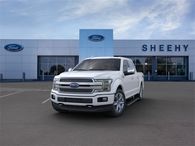 2020 Ford F-150 SuperCrew Cab 4x4, Pickup #YB06090 - photo 4