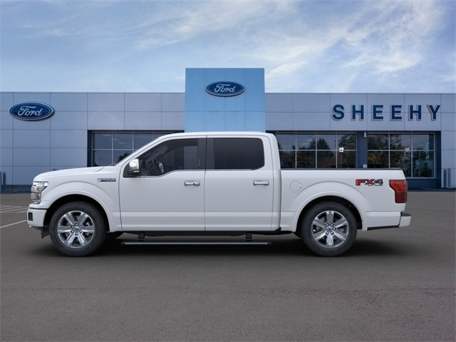 2020 Ford F-150 SuperCrew Cab 4x4, Pickup #YB06090 - photo 3