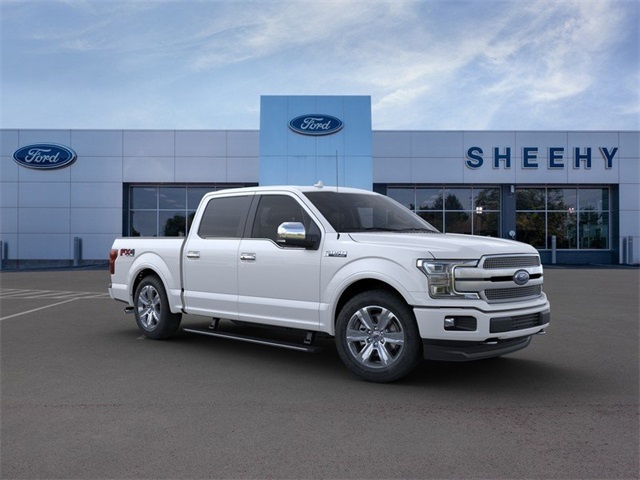 2020 Ford F-150 SuperCrew Cab 4x4, Pickup #YB06090 - photo 7