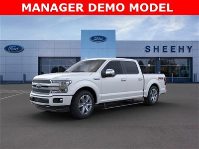 2020 Ford F-150 SuperCrew Cab 4x4, Pickup #YB06090 - photo 1