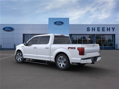 2020 Ford F-150 SuperCrew Cab 4x4, Pickup #YB06090 - photo 2