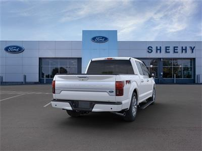 2020 Ford F-150 SuperCrew Cab 4x4, Pickup #YB06090 - photo 8