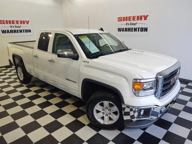 2015 GMC Sierra 1500 Double Cab 4x4, Pickup #YB06090B - photo 4