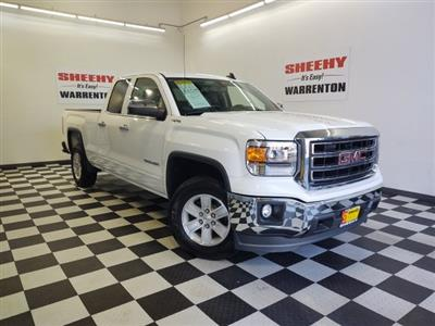 2015 GMC Sierra 1500 Double Cab 4x4, Pickup #YB06090B - photo 1