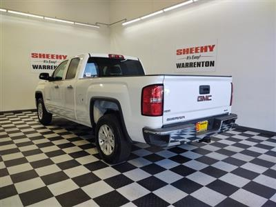2015 GMC Sierra 1500 Double Cab 4x4, Pickup #YB06090B - photo 6