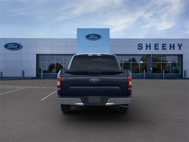 2020 F-150 SuperCrew Cab 4x4, Pickup #YB06091 - photo 5