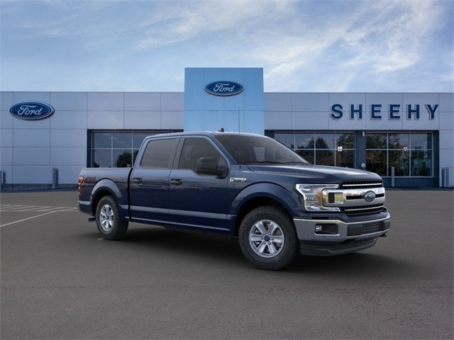 2020 F-150 SuperCrew Cab 4x4, Pickup #YB06091 - photo 7