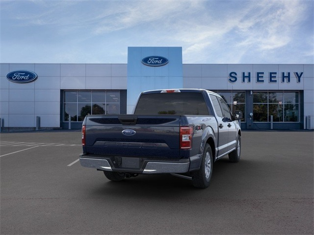 2020 F-150 SuperCrew Cab 4x4, Pickup #YB06091 - photo 8