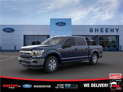 2020 F-150 SuperCrew Cab 4x4, Pickup #YB06091 - photo 1