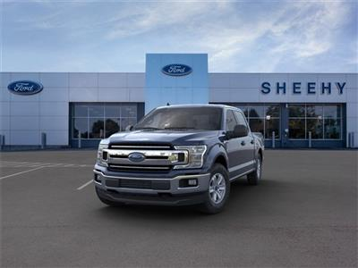 2020 F-150 SuperCrew Cab 4x4, Pickup #YB06091 - photo 4