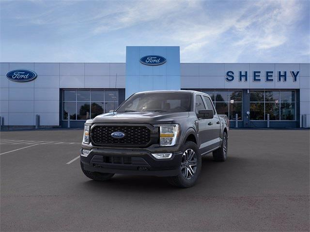 2021 Ford F-150 SuperCrew Cab 4x4, Pickup #YB12359 - photo 5