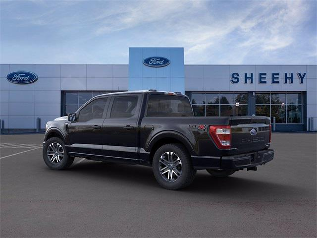 2021 Ford F-150 SuperCrew Cab 4x4, Pickup #YB12359 - photo 7