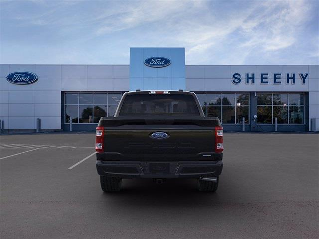 2021 Ford F-150 SuperCrew Cab 4x4, Pickup #YB12359 - photo 8