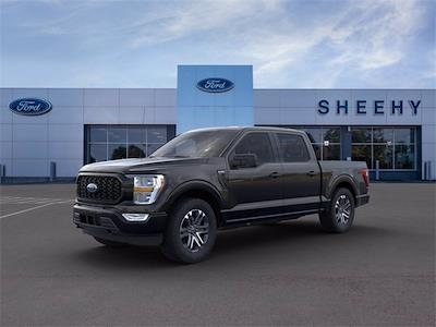 2021 Ford F-150 SuperCrew Cab 4x4, Pickup #YB12359 - photo 4