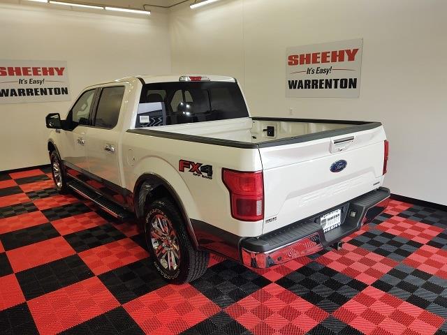 2019 F-150 SuperCrew Cab 4x4,  Pickup #YB13209 - photo 11