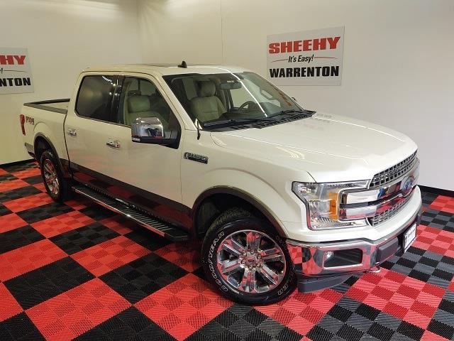 2019 F-150 SuperCrew Cab 4x4,  Pickup #YB13209 - photo 3