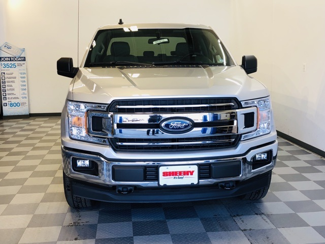 2019 F-150 SuperCrew Cab 4x4,  Pickup #YB13211 - photo 4