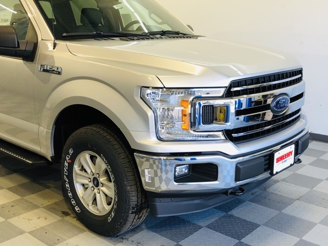 2019 F-150 SuperCrew Cab 4x4,  Pickup #YB13211 - photo 5