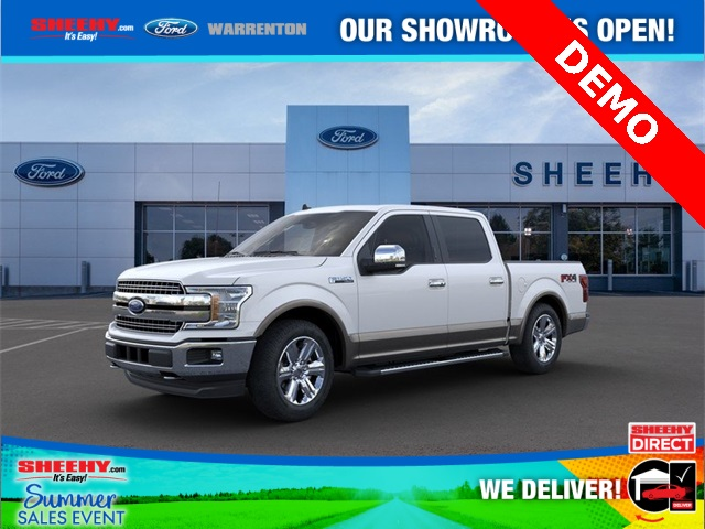2020 F-150 SuperCrew Cab 4x4, Pickup #YB13445 - photo 1