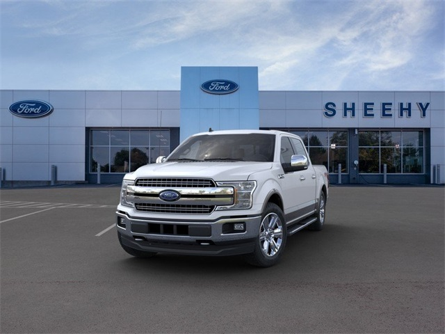 2020 F-150 SuperCrew Cab 4x4, Pickup #YB13445 - photo 3