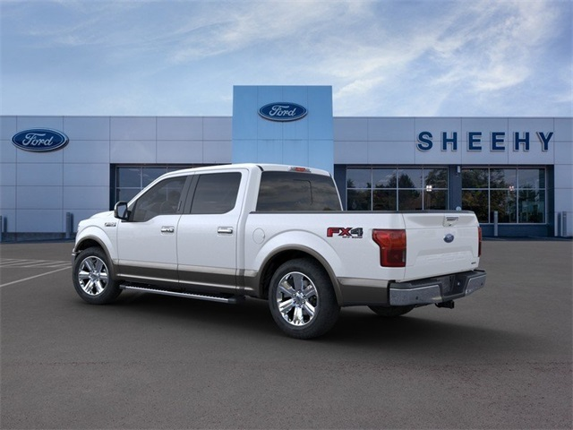 2020 F-150 SuperCrew Cab 4x4, Pickup #YB13445 - photo 2