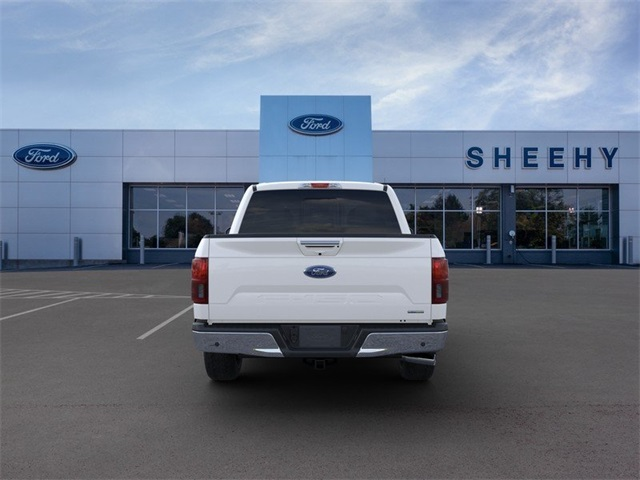 2020 F-150 SuperCrew Cab 4x4, Pickup #YB13445 - photo 5