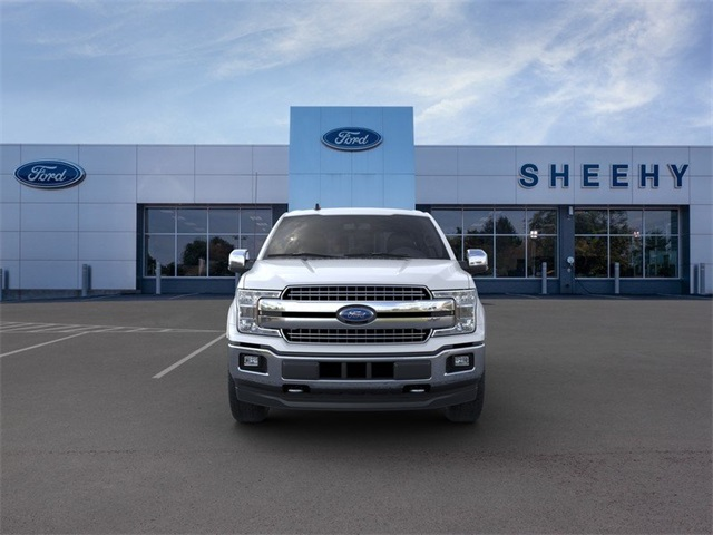2020 F-150 SuperCrew Cab 4x4, Pickup #YB13445 - photo 6