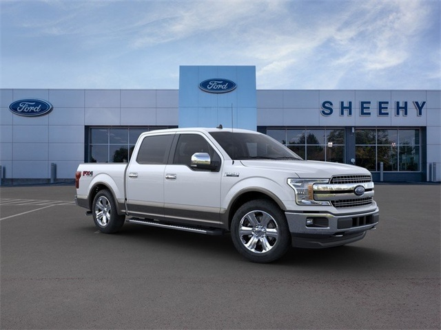 2020 F-150 SuperCrew Cab 4x4, Pickup #YB13445 - photo 7