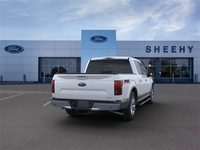 2020 F-150 SuperCrew Cab 4x4, Pickup #YB13445 - photo 8