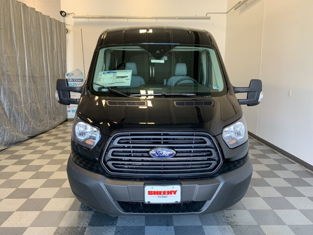 2019 Transit 250 Med Roof 4x2,  Empty Cargo Van #YB15407 - photo 4