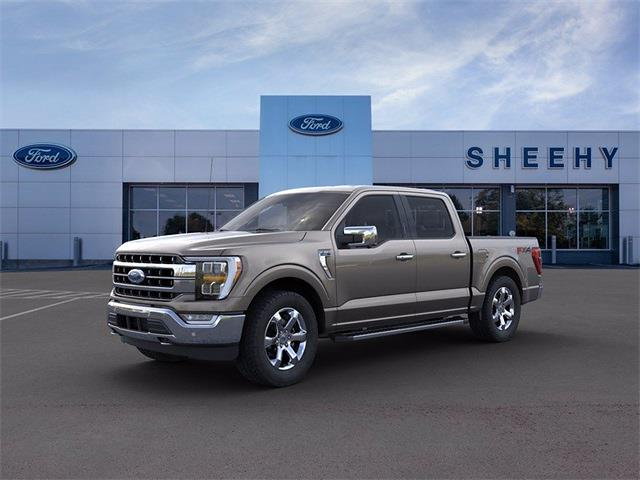 2021 Ford F-150 SuperCrew Cab 4x4, Pickup #YB15746 - photo 4